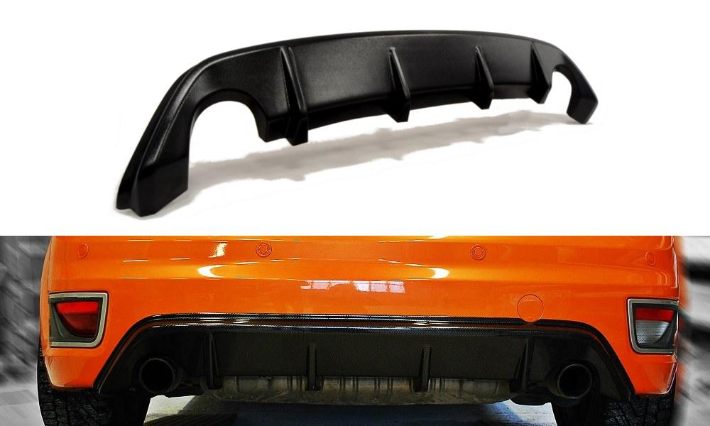 Dyfuzor Tylny Ford Focus MK2 ST Przedlift - GRUBYGARAGE - Sklep Tuningowy